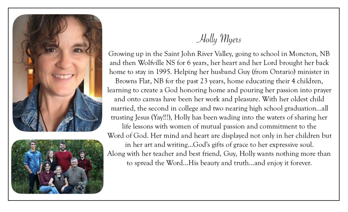 VWEC Holly bio