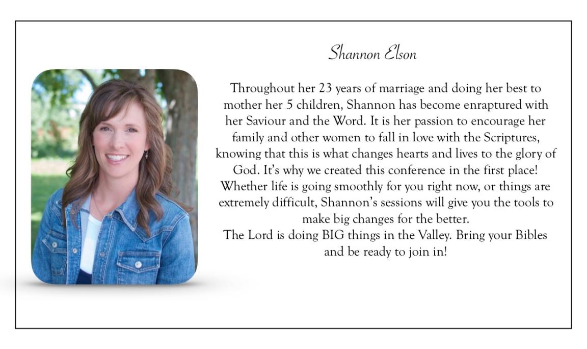 Shannon Bio